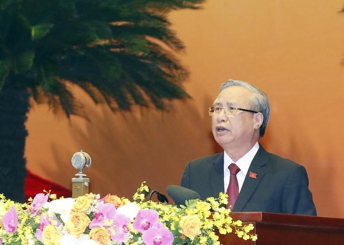 Bầu Đoàn Chủ tịch Đại hội XIII gồm 17 thành viên - Ảnh 4.