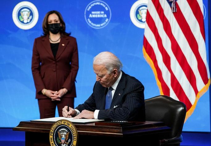 Tổng thống Biden tiết lộ tham vọng cực lớn - Ảnh 1.