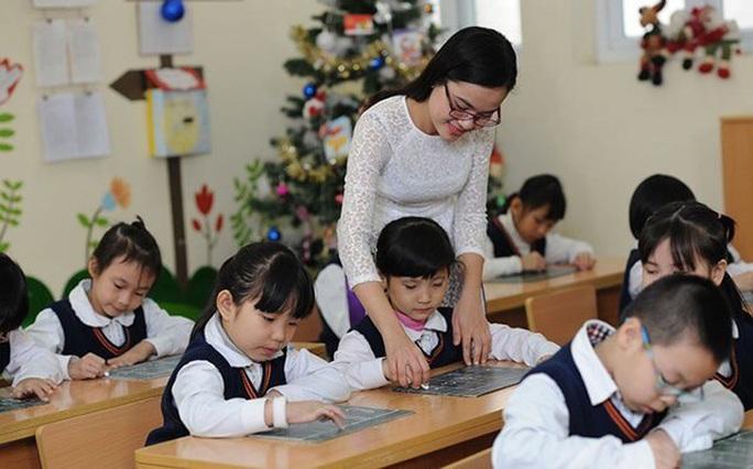 Chế độ phụ cấp thâm niên đối với giáo viên năm 2021 - Ảnh 1.