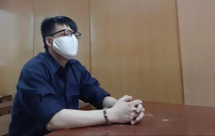 Nguyễn Cao Hoành Sơn đã trả giá bằng bản án 8 năm tù - Ảnh 1.