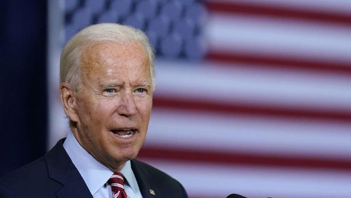 Tổng thống Mỹ Joe Biden bắt đầu tính tới Trung Quốc - Ảnh 1.