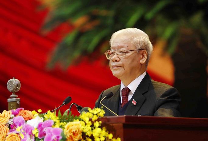 Toàn văn Báo cáo của Ban Chấp hành Trung ương Đảng khóa XII về các văn kiện trình Đại hội XIII của Đảng - Ảnh 1.