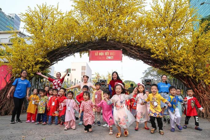 Lễ hội Tết Việt 2021: Nhiều điểm nhấn thú vị - Ảnh 1.