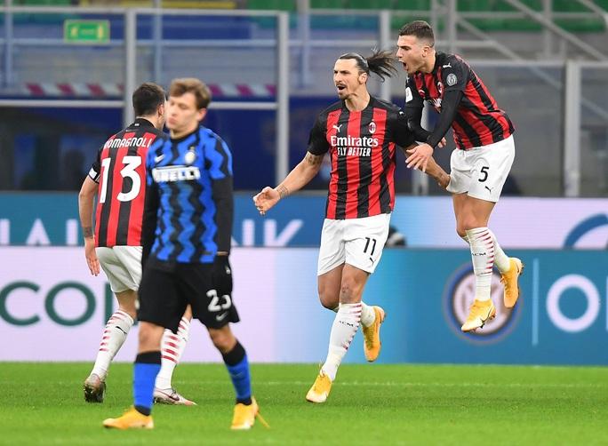 Người hùng Ibrahimovic hóa tội đồ, AC Milan bị loại ở Cúp quốc gia Ý - Ảnh 2.