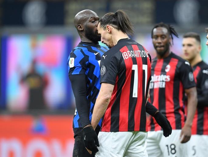 Người hùng Ibrahimovic hóa tội đồ, AC Milan bị loại ở Cúp quốc gia Ý - Ảnh 3.