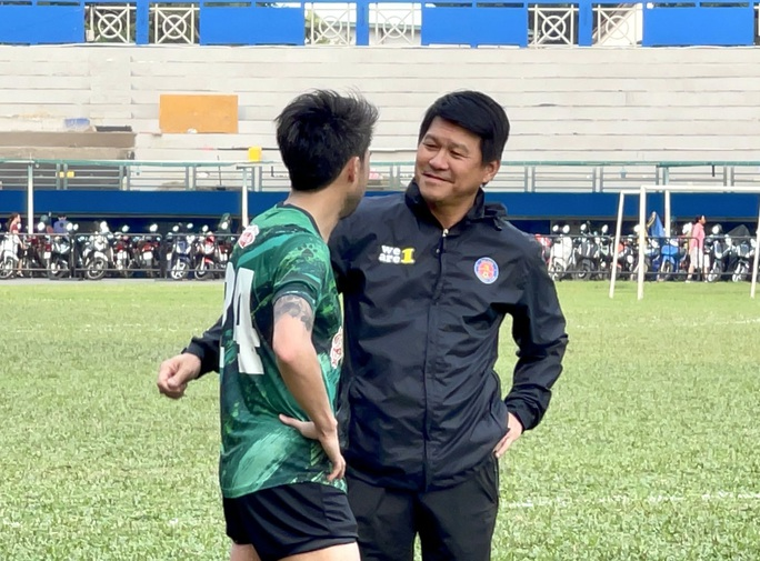 Sài Gòn FC háo hức đợi AFC Cup - Ảnh 1.