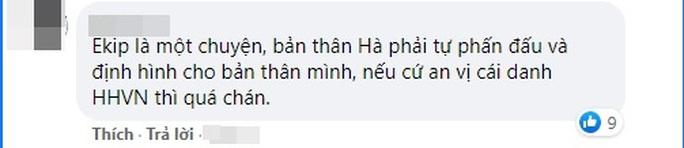 Hoa hậu Việt Nam 2020 Đỗ Thị Hà lại bị chê nhạt - Ảnh 13.