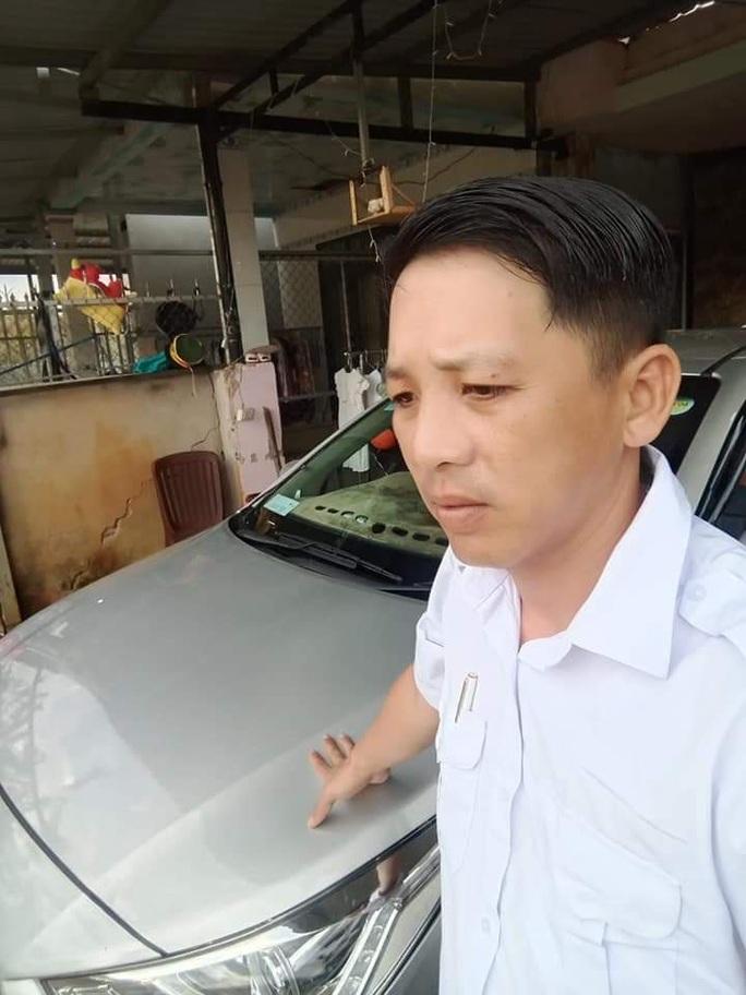 Phú Quốc: Truy tìm tài xế taxi tên Can đâm chết người - Ảnh 1.