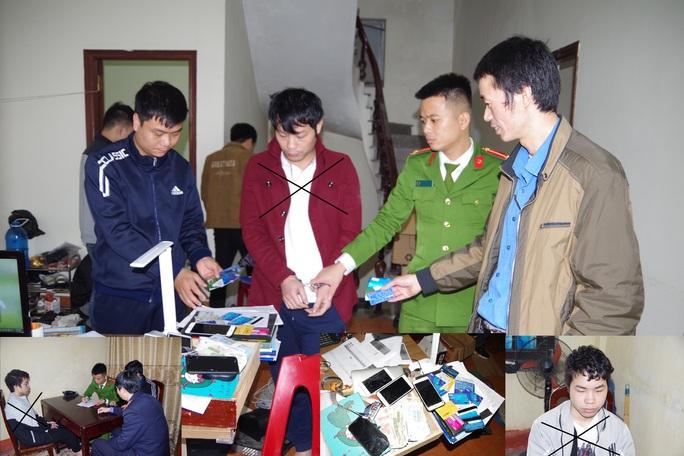 2 thanh niên thuê nhà nghỉ tổ chức đánh bạc qua mạng hàng tỉ đồng - Ảnh 1.