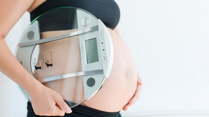 Mang thai 3 tháng mới tăng được 1 kg, có đáng lo? - Ảnh 1.