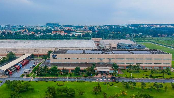 Intel đầu tư thêm gần nửa tỉ USD vào Việt Nam - Ảnh 1.