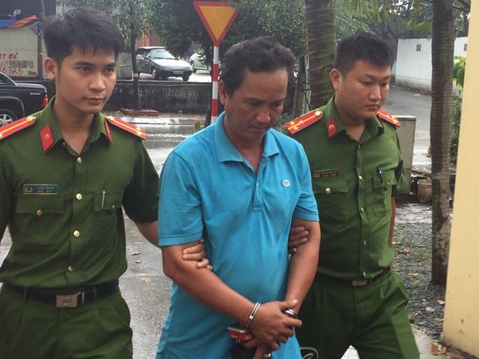 Công an kết luận vụ đối tượng Chế Văn Bò lái xe tông vào xe CSGT Đồng Nai - Ảnh 1.
