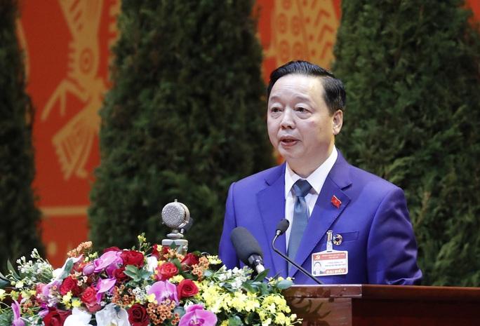 Bộ trưởng Trần Hồng Hà đề xuất 5 giải pháp phát triển kinh tế tuần hoàn - Ảnh 1.