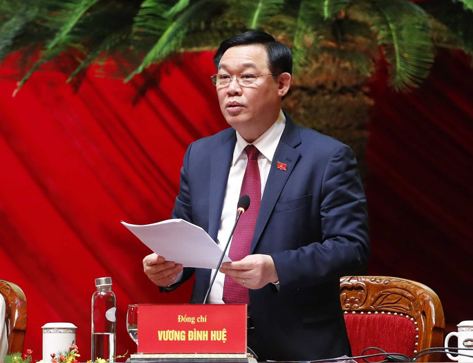 Chốt số lượng 200 Ủy viên Trung ương Đảng - Ảnh 1.