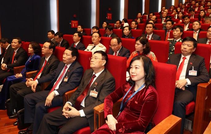 Các nữ đại biểu tham dự Đại hội XIII của Đảng - Ảnh 2.