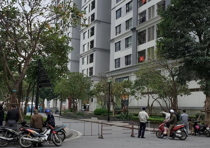 Ca Covid-19 mới ở Hà Nội sống ở chung cư cao cấp, đi sắm tết tại trung tâm thương mại - Ảnh 4.