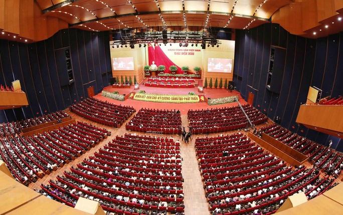 Đại hội thảo luận nhân sự dự kiến giới thiệu vào Trung ương khóa XIII - Ảnh 1.