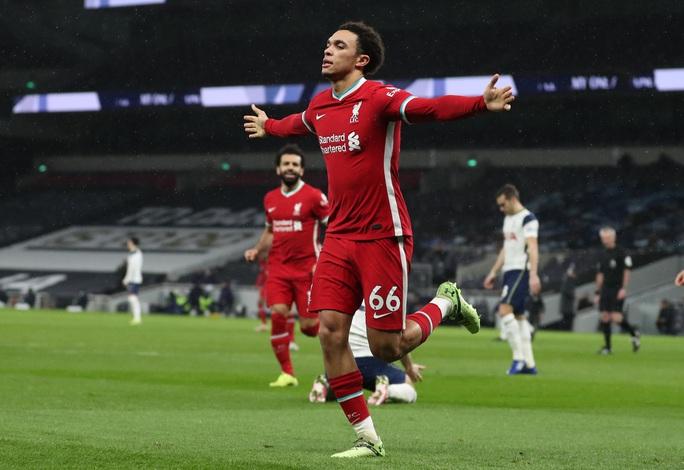 Bùng nổ bàn thắng, Liverpool vùi dập Tottenham ở London - Ảnh 5.