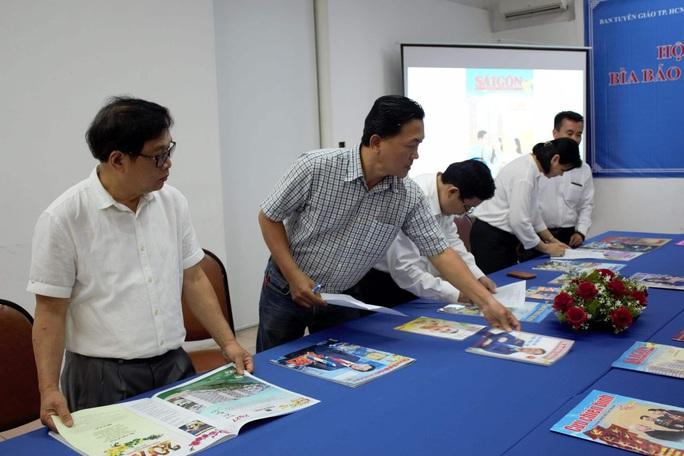 Báo Người Lao Động đoạt giải nhì Cuộc thi bìa Báo Xuân Tân Sửu 2021 - Ảnh 4.