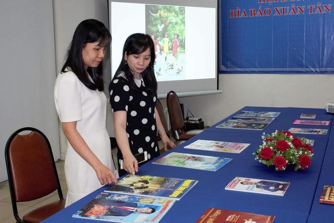 Báo Người Lao Động đoạt giải nhì Cuộc thi bìa Báo Xuân Tân Sửu 2021 - Ảnh 5.