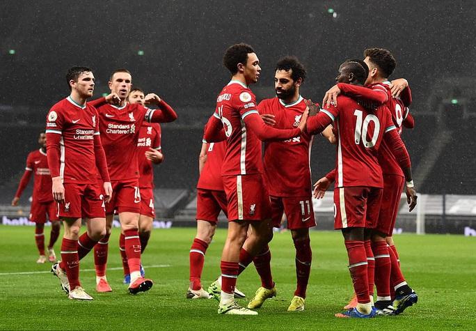 Bùng nổ bàn thắng, Liverpool vùi dập Tottenham ở London - Ảnh 9.