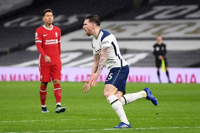 Bùng nổ bàn thắng, Liverpool vùi dập Tottenham ở London - Ảnh 6.
