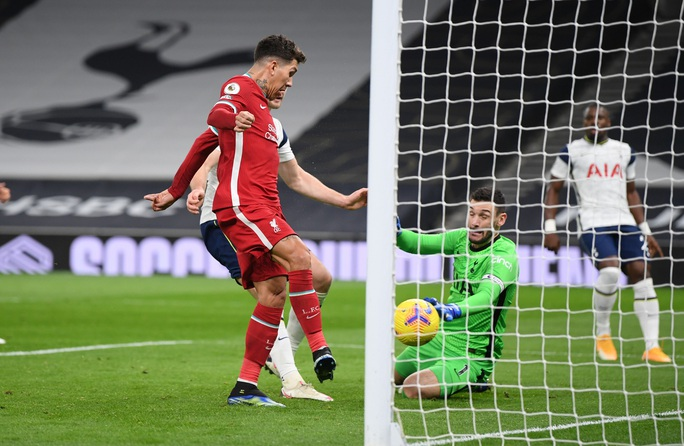 Bùng nổ bàn thắng, Liverpool vùi dập Tottenham ở London - Ảnh 3.