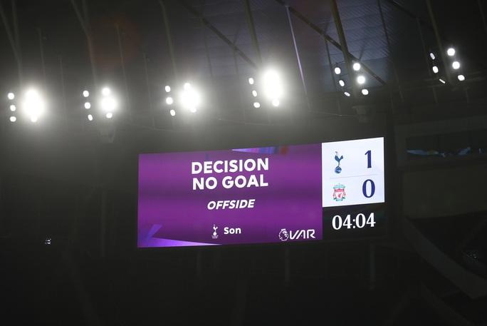Bùng nổ bàn thắng, Liverpool vùi dập Tottenham ở London - Ảnh 2.