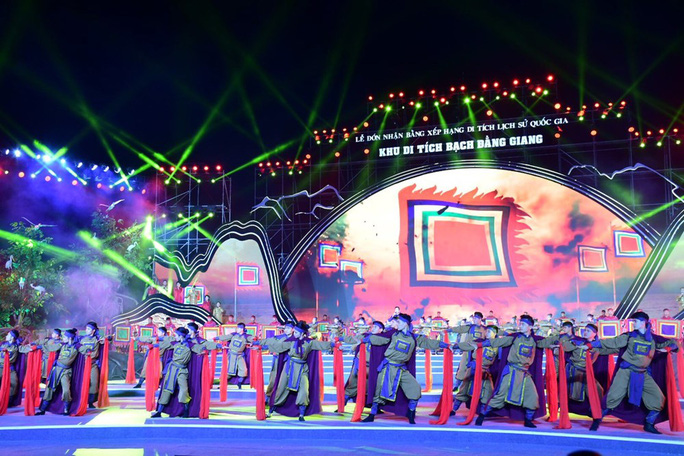 Thủ tướng dự Lễ đón nhận Bằng xếp hạng Di tích lịch sử Quốc gia Khu di tích Bạch Đằng Giang - Ảnh 6.
