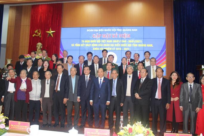 Thủ tướng dự kỷ niệm 75 năm Ngày Tổng tuyển cử đầu tiên bầu Quốc hội Việt Nam - Ảnh 3.