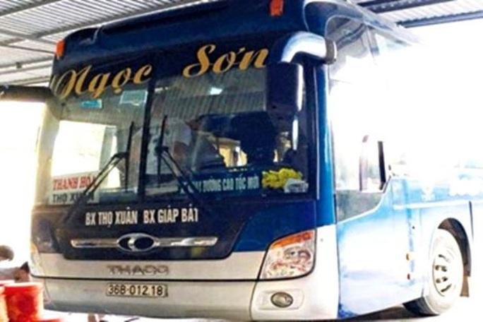 Thanh Hóa huy động hàng trăm người truy vết người đi cùng xe với nữ sinh viên là F1 - Ảnh 1.