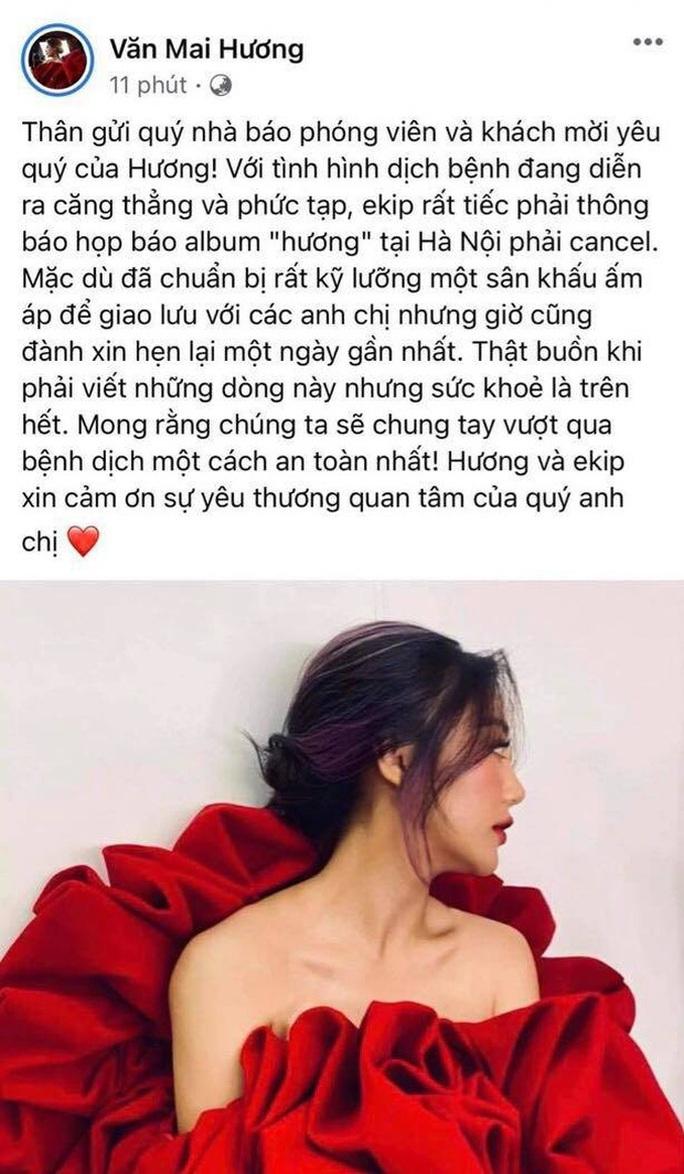 Showbiz Việt lại tạm đóng băng - Ảnh 4.