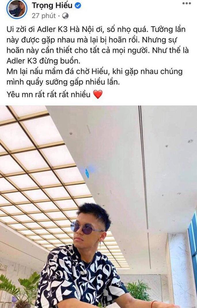 Showbiz Việt lại tạm đóng băng - Ảnh 3.