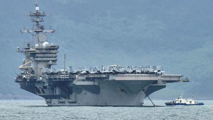 Trung Quốc tập trận mô phỏng tấn công tàu sân bay Mỹ? - Ảnh 1.