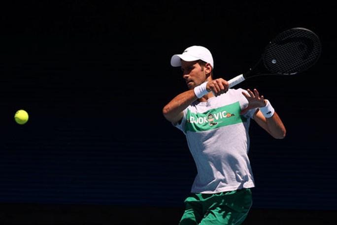 Djokovic, Nadal gặp đối thủ trẻ ngày ra quân ATP Cup 2021 - Ảnh 1.