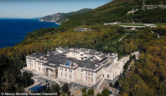 Doanh nhân Nga tuyên bố sở hữu lâu đài giam giữ chính trị gia đối lập - Ảnh 1.