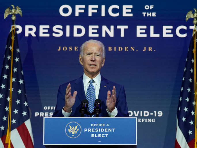Cảnh báo của 10 cựu bộ trưởng quốc phòng Mỹ hậu bầu cử - Ảnh 2.