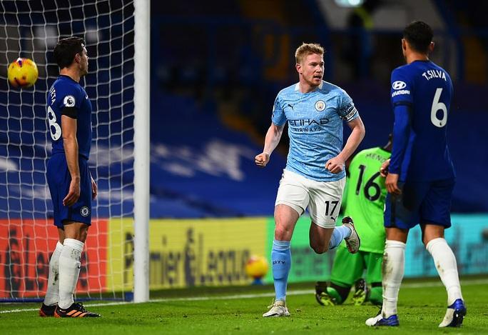 Chelsea thảm bại trước Man City, Lampard hồi hộp chờ bị sa thải - Ảnh 4.