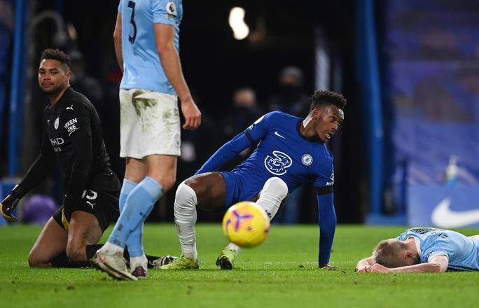 Chelsea thảm bại trước Man City, Lampard hồi hộp chờ bị sa thải - Ảnh 6.