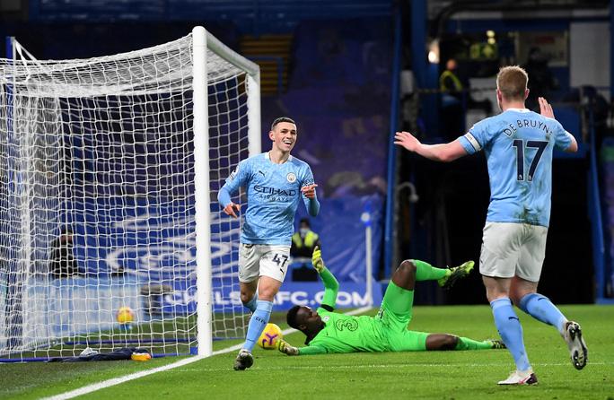 Chelsea thảm bại trước Man City, Lampard hồi hộp chờ bị sa thải - Ảnh 5.