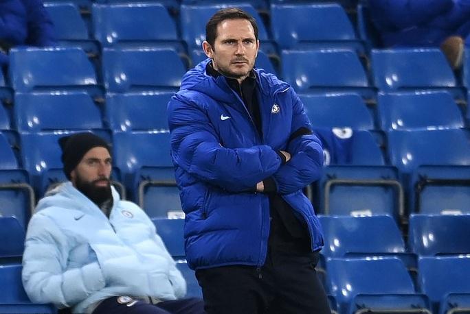 Chelsea thảm bại trước Man City, Lampard hồi hộp chờ bị sa thải - Ảnh 7.