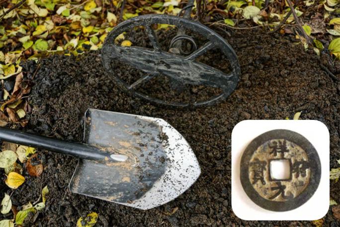 Dò kim loại, phát hiện bảo vật phương Đông làm đảo lộn lịch sử  - Ảnh 1.