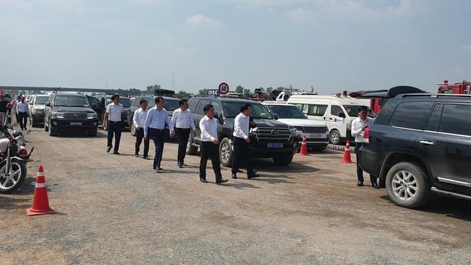 Thủ tướng cắt băng thông tuyến cao tốc Trung Lương - Mỹ Thuận - Ảnh 5.