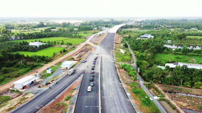 Thủ tướng cắt băng thông tuyến cao tốc Trung Lương - Mỹ Thuận - Ảnh 4.