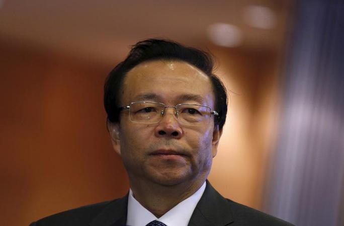 Trung Quốc: Quan tham cất 3 tấn tiền trong nhà lãnh án tử - Ảnh 1.