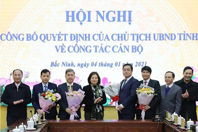 Ông Nguyễn Nhân Chinh làm Giám đốc Sở LĐ-TB-XH Bắc Ninh - Ảnh 1.