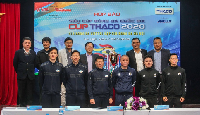 Siêu Cúp Quốc gia 2020: Bán 2.000 vé, không bán bản quyền truyền hình - Ảnh 2.