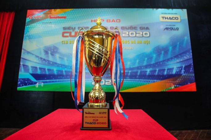 Siêu Cúp Quốc gia 2020: Bán 2.000 vé, không bán bản quyền truyền hình - Ảnh 3.