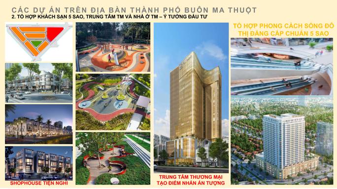 Bầu Hiển đầu tư phố châu Âu tại Đắk Lắk - Ảnh 3.