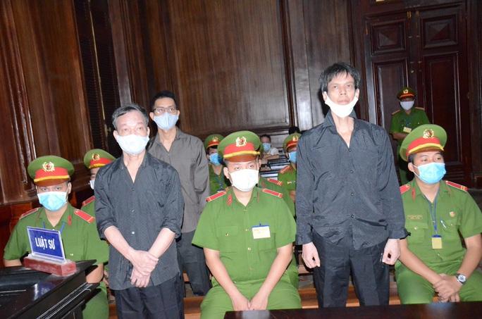 Tuyên phạt Phạm Chí Dũng 15 năm tù về hành vi chống phá nhà nước - Ảnh 1.